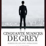 Soirées spéciales 50 Nuances de Grey au Grand Rex de Paris en 2015