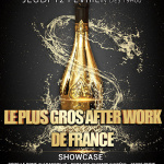 Le plus Gros Afterwork de France au Showcase