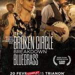 The Broken Circle Breakdown Bluegrass Band en concert à La Cigale