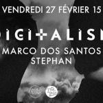 Digitalism et Marco Dos Santos au Zig Zag Club