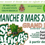 Grand bal de la Saint-Patrick 2015