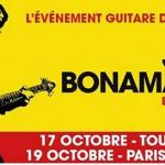 Joe Bonamassa en concert au Grand Rex de Paris en octobre 2015