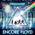 Pyroconcert Encore Floyd : show musical pyrotechnique au Domaine National de Saint Cloud