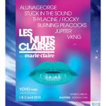 Les Nuits Claires au Yoyo par Marie Claire : gagne ta place!