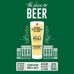 The Place to Beer au Palais Brongniart de Paris