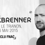 Paul Kalkbrenner au Trianon de Paris en mai 2015