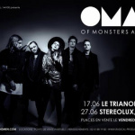 Of Monsters and Men en concert au Trianon de Paris en juin 2015