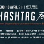 HashtagFestival au Yoyo
