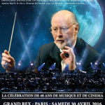 John Williams : The Philarmonic Concert au Grand Rex de Paris en 2016
