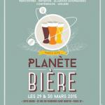 Planète Bière Paris au Tapis Rouge