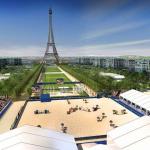 Paris Eiffel Jumping 2015 au Champ de Mars