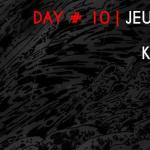 WIHMini Festival 2015 au Zig Zag Club : Day # 10 avec Kerri Chandler