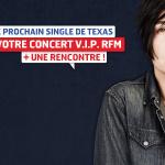 Texas en concert privé RFM : gagne ta place !