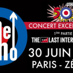 The Who en concert au Zénith de Paris en juin 2015