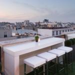 Le Lounge Bar View : la terrasse éphémère du Novotel Paris Vaugirard Montparnasse