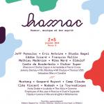 Le Hamac Festival 2015 à Paris dévoile sa programmation