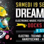 Dream Nation Festival aux Docks de Paris : After officiel de la Techno Parade 2015
