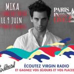 Mika en concert privé à Paris : gagne ta place !