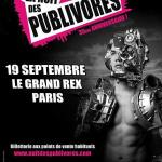 La Nuit des Publivores 2015 au Grand Rex de Paris