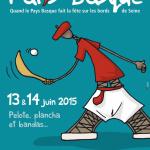 Paris-Basque 2015 au Trinquet Chiquito de Cambo