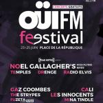Oüi Fm Festival 2015 : concerts gratuits sur la Place de La République à Paris