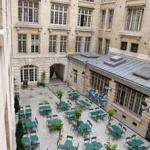 Café Cour : nouveau café éphémère à Paris