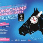 Longchamp Garden Party avec R3hab le 14 juillet 2015