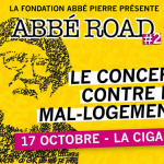 Concert Abbé Road 2015 à La Cigale de Paris