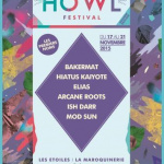 Howl Festival 2015 à Paris : dates, programmation et réservations
