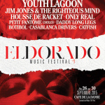 Eldorado Music Festival 2015 à Paris : dates, programmation et réservations