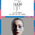 Farao en concert au Pop-Up Du Label à Paris