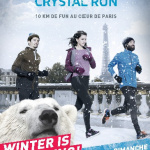 La Odlo Crystal Run 2016 : course hivernale à Paris