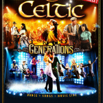 Irish Celtic Generations au Palais des Sports de Paris en 2016