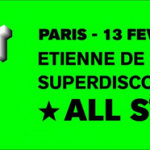 Etienne de Crécy Live : SuperDiscount Party All Stars au Yoyo