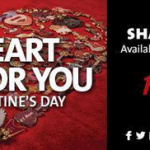 Saint Valentin 2016 au Hard Rock Cafe Paris