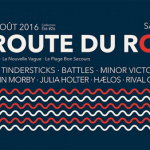 La Route du Rock 2016 à Saint Malo : dates, programmation et réservations