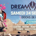 Dream Nation Festival aux Docks de Paris : After Techno Parade 2016