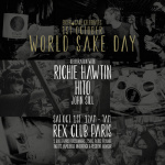 Enter Sake Celebrates World Sake Day au Rex Club
