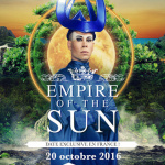 Empire of The Sun en concert à l'Olympia de Paris en octobre 2016