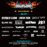 Download Festival Paris 2017 : Slayer, Mastodon, Rancid… rejoignent la programmation