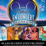 "Disney en concert : ""Tale As Old As Time"" au Grand Rex de Paris en 2018"