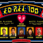 ED REC 100 Release PARTY avec Cassius, Para One, Busy P, Riton au Club Nuits Fauves
