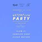 Water Flow Party au Batofar avec Flow Fi