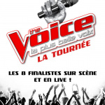 The Voice, la tournée 2017, au Palais des Sports de Paris