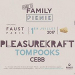 Road To Family Piknik au Faust avec Pleasurekraft