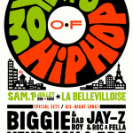 Free Your Funk à La Bellevilloise : 30 Years of Hip Hop