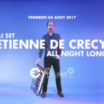 Etienne De Crécy en All Night Long à La Clairière