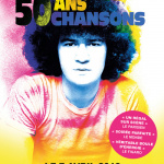 Robert Charlebois en concert au Grand Rex de Paris en avril 2018