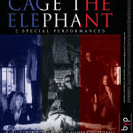 Cage The Elephant en concert à Paris en octobre 2017
