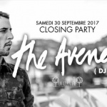 The Avener à La Clairière pour la Closing Party
